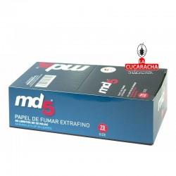 CAJA 200- PAPEL FUMAR 78 EXTRA FINO MD5***