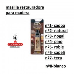 RESTAURADOR CEYS MADERA 40 GS