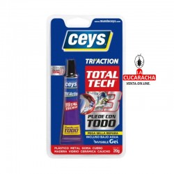 PEGAMENTO CEYS TRI-ACTION 10GS