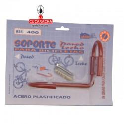 SOPORTE BICICLETA (MURO/TECHO) MOD.400