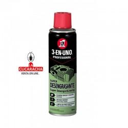 Aceite 3-En-Uno 250ml Desengrasante. 1 Unidad
