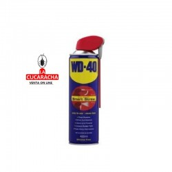 ACEITE WD-40 LUBRICANTE 500 ML. DOBLE ACCIÓN
