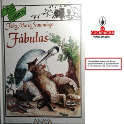 FABULAS DE FELIX MARIA SAMANIEGO-TUS LIBROS ANAYA