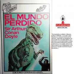 EL MUNDO PERDIDO DE CONAN DOYLE-TUS LIBROS ANAYA