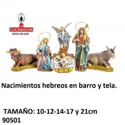Nacimientos Estilo Hebreo 10-12-14-17-21 cm