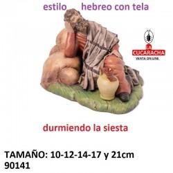 Figuras Belen Mercader durmiendo 10-12-14-17 y 21cm