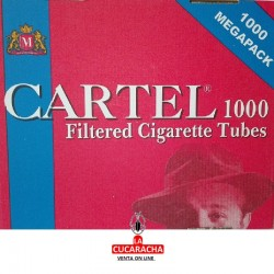TUBOS CIGARRILLO CARTEL C1000