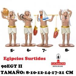 Figuras Belen Egipcios Surtidos 2- 8-10-12-14-17 y 21cm