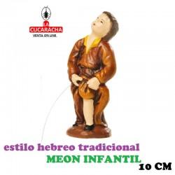 Figuras Belen Estilo Hebreo tradicional MEON INFANTIL 10cm