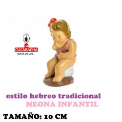 Figuras Belen Estilo Hebreo tradicional MEONA INFANTIL 10cm