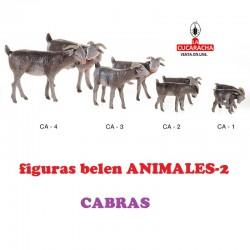 Figuras Belen ANIMALES-CABRAS