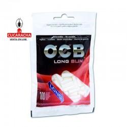 Filtros Largos Cigarrillo 6mm B100 OCB