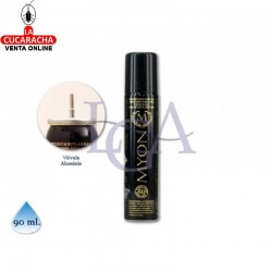 12 Botellas Gas Myon Premium 90 ml.-
