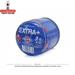 GAS EXTRA LATA METAL 190 GR 1 UD
