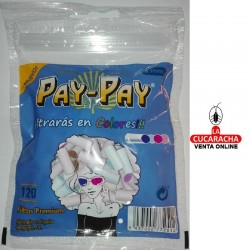 FILTROS CIGARRILLO PAY PAY COLORES B120