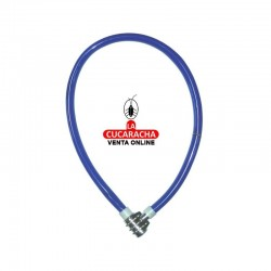 CABLE CANDADO IFAM COMBINAC. 60CMS. 302