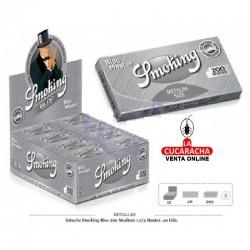 Estuche Smoking Bloc 200 Medium 1.1/4 Master 40 UDS