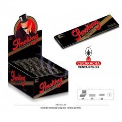 Estuche Smoking King Size Deluxe 2.0. 50 UDS