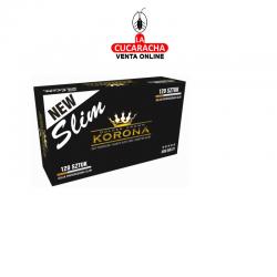 KORONA-Caja 120 Tubos Slim.
