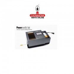 Maquina De Entubar Electrica POWERMATIC 3 ZORR
