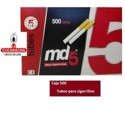 CAJA 10- TUBOS 500 MD5***