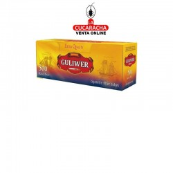 Tubos Cigarrillo Guliwer C500