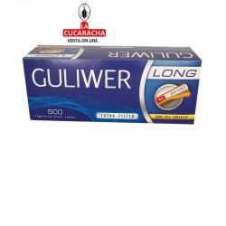 Tubos GULIWER Extra Largo Caja 500.- Unidadx16