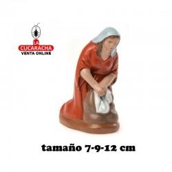 Lavanderas Estilo Hebreo economico 7-9-12cm. Unidad