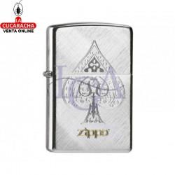 Zippo Serie Juegos 28182 Ace Of Spade