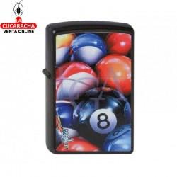 Zippo Serie Juegos modelo Mazzi Eightball
