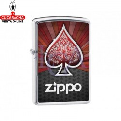 Zippo Serie Juego modelo Poker Spade