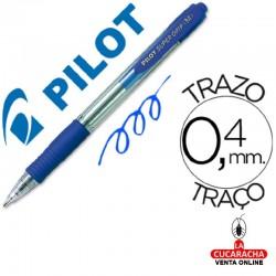Boligrafo Pilot Supergrip Azul Caja de 12