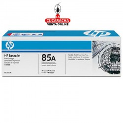 Toner HP LASERJET P1100/P1102 -CE285A- Negro 1.600 Paginas