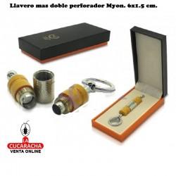 Perforador Especial Myon Racing Amarillo. 1 Unidad