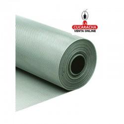 Tela Aluminio 18X14 Mm. Rollo 30x1.20 Metros