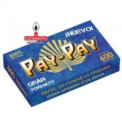 PAPEL FUMAR 78 600HOJAS PAY PAY