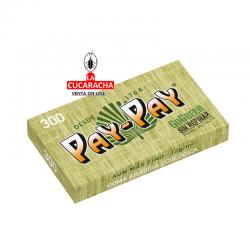 Papel fumar Pay Pay Go Green Mazo 300 hojas
