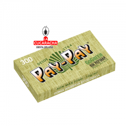 Papel fumar Pay Pay Go Green Mazo 300 hojas