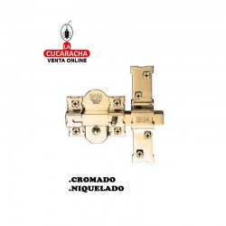 Cerrojo FAC 301 R 80 Dorado