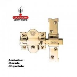 Cerrojo FAC 301 RP 80 COM 35-35 Dorado