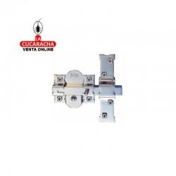 Cerrojo FAC 301 RP 80 COM 35-35 Niquelada