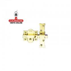 Cerrojo FAC 301 RP 80 Seguridad Laton llaves iguales
