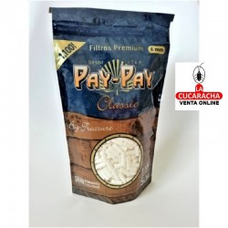 Filtros PAY PAY 6mm Bolsa 1100.
