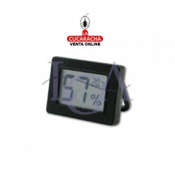 Termometro Higrometro Digital 5x4 CM