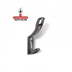 Percha BRINOX Office Satinado Doble