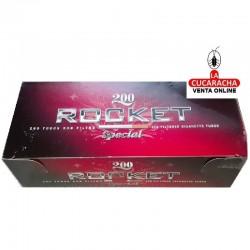 Tubos ROCKET Caja 200.- Unidadx50