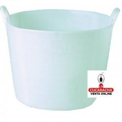 Capazo Plastico JAR 40LTS. Uso Alimentario