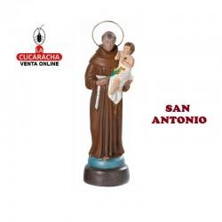 San Antonio en barro 25 cm