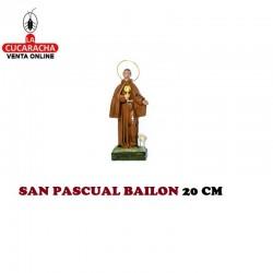 San Pascual Bailon 20 cm