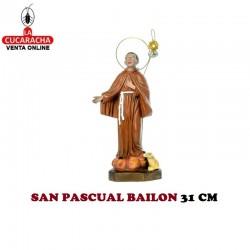 San Pascual Bailon 31 cm